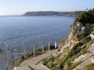 Gower coastal path